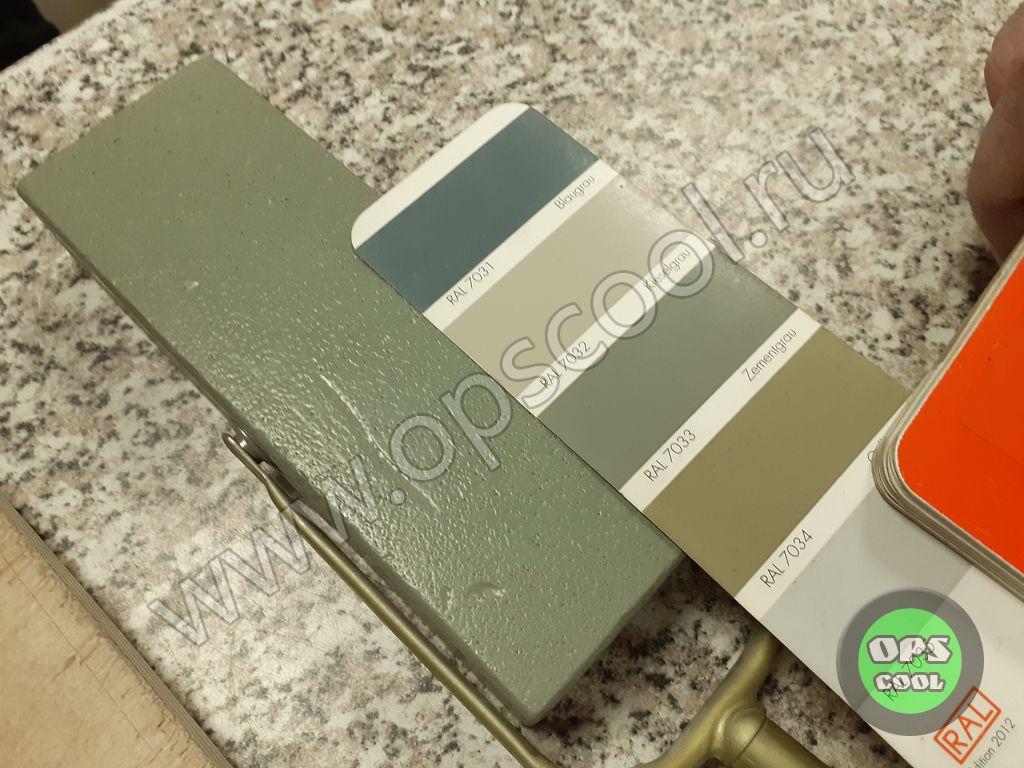 Эпоксидная краска , изготовление под образец заказчика.