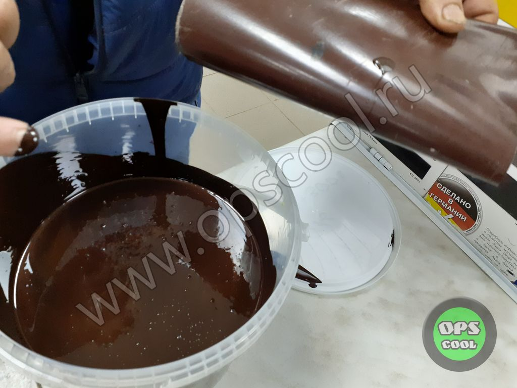 Колеровка краски для металлоконструкции