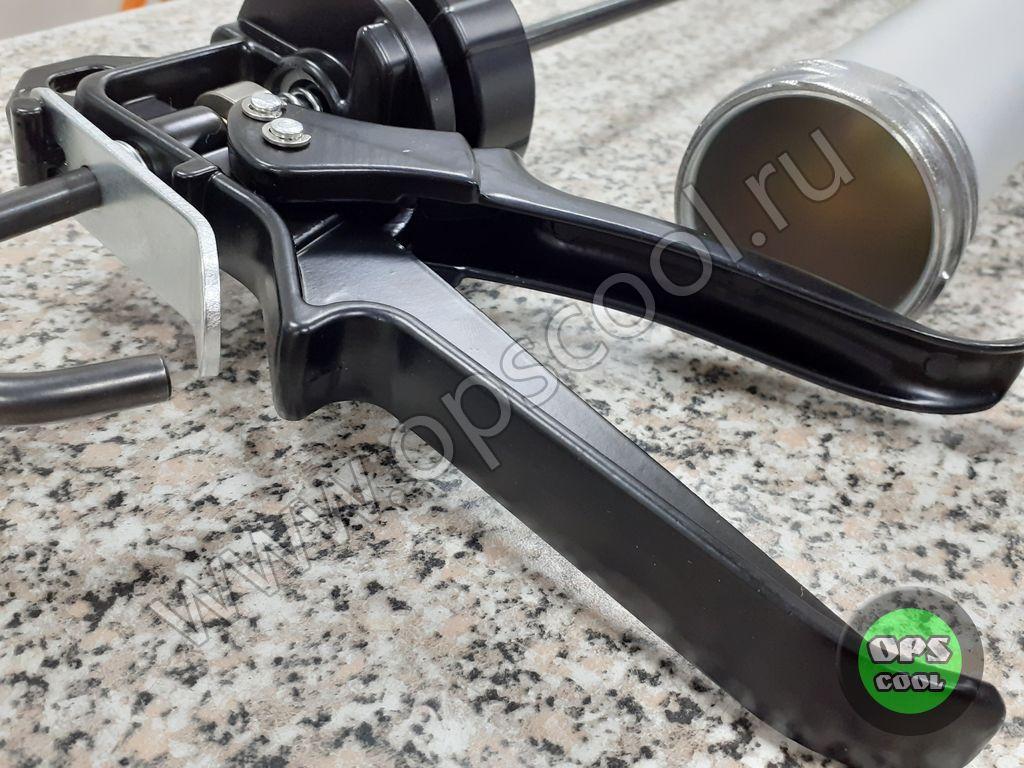 Сравнение пистолетов для герметика