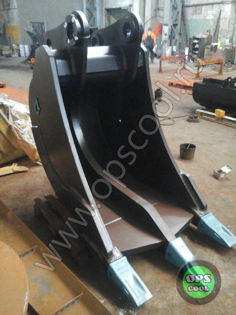 Ковш рыхлитель для экскаватора Hyundai R520