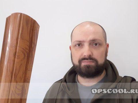 Олег Николаев. Подбираем цвет под штакетник