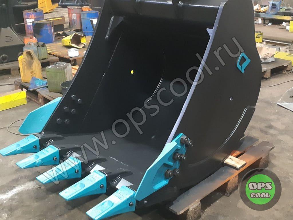 Рускомплекс. Усиленный ковш для экскаватора KOMATSU PC200-7