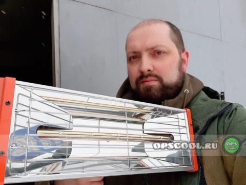 Олег Николаев. Ик сушка