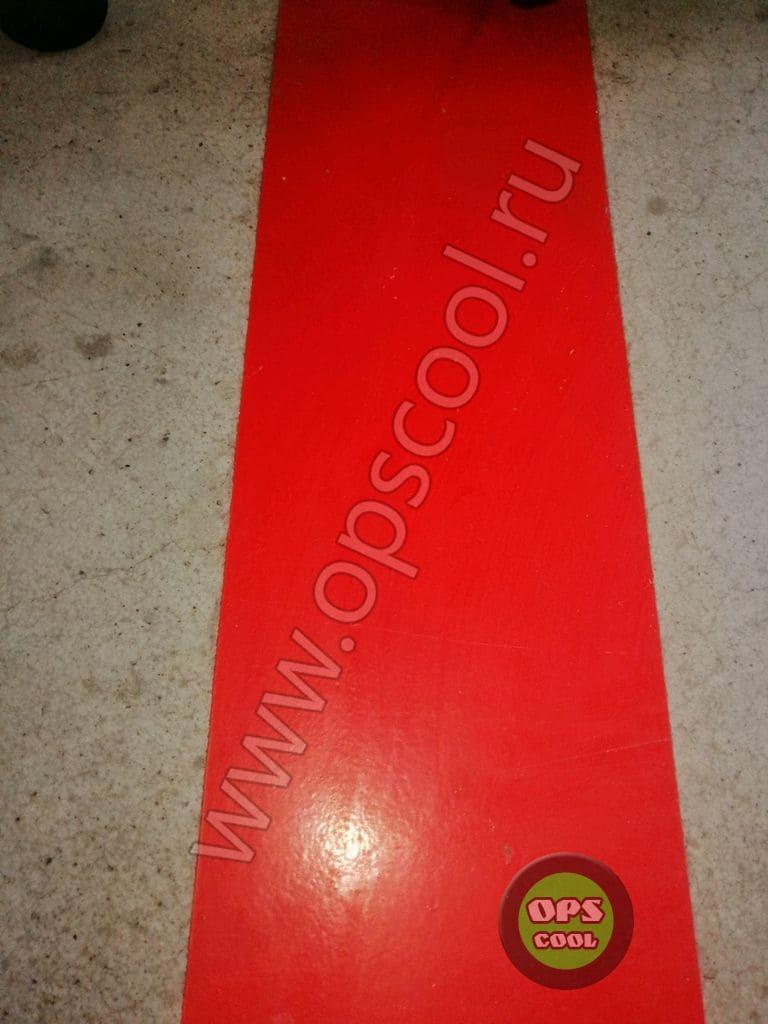 Краска полиуретановая для разметки на бетонном полу