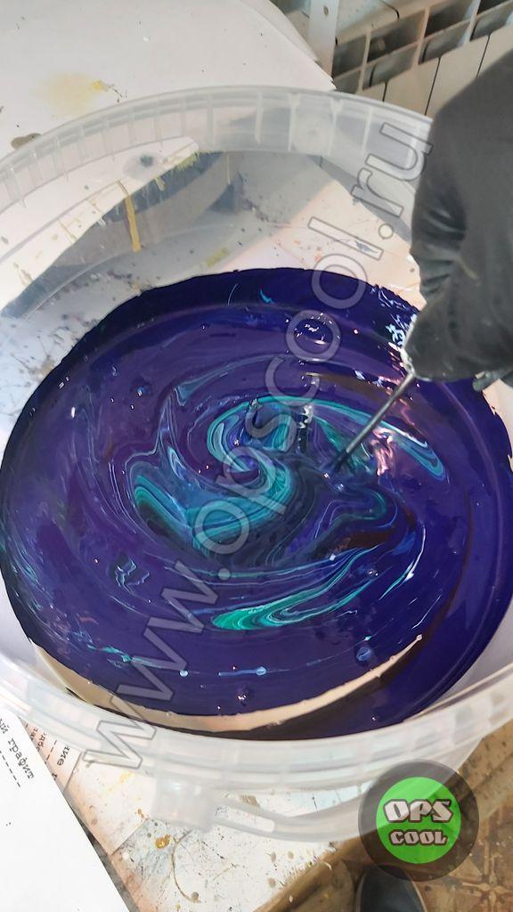 Эпоксидная краска на лодку