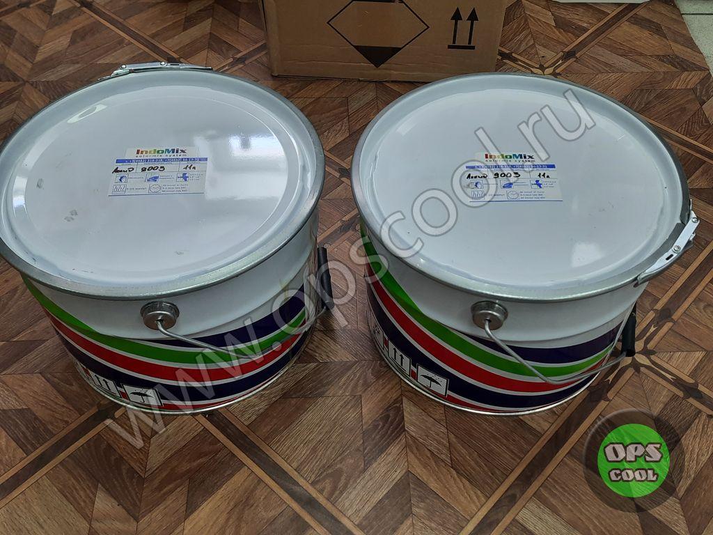 Алкидная грунт-эмаль РАЛ 9003