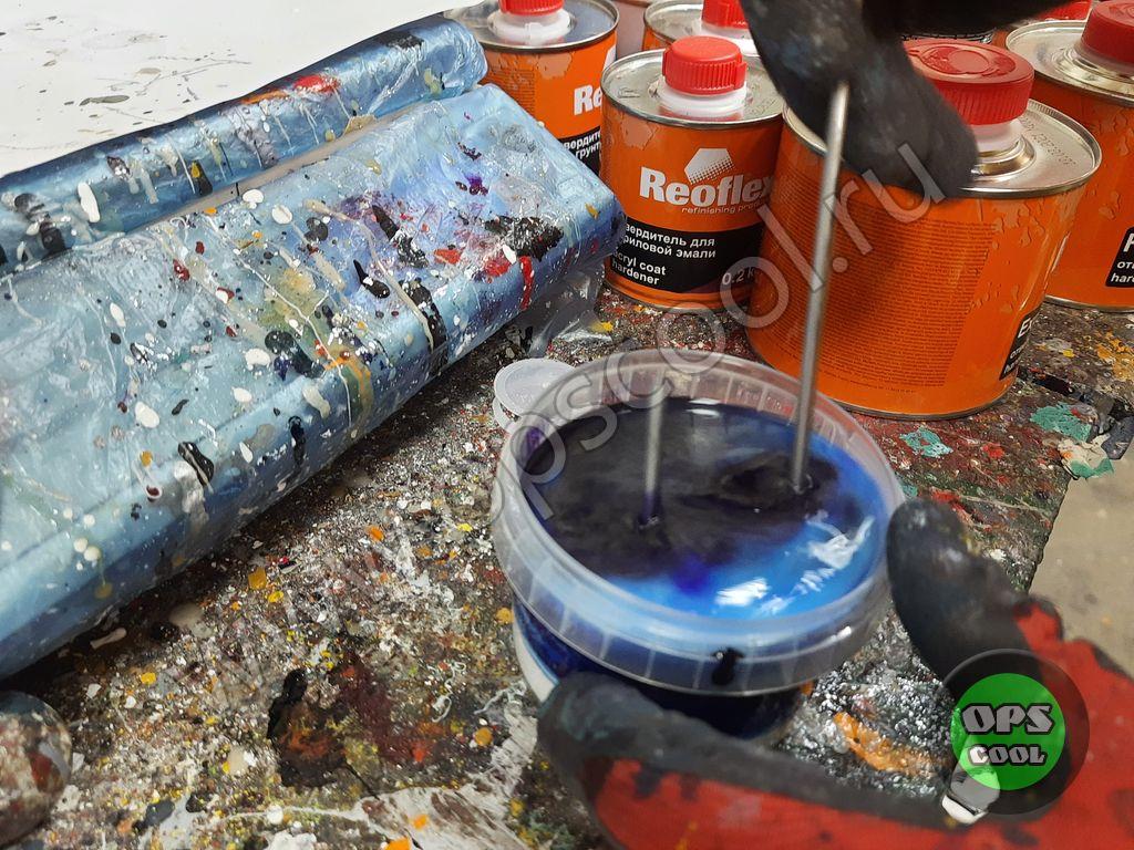 Эпоксидная краска для лодки