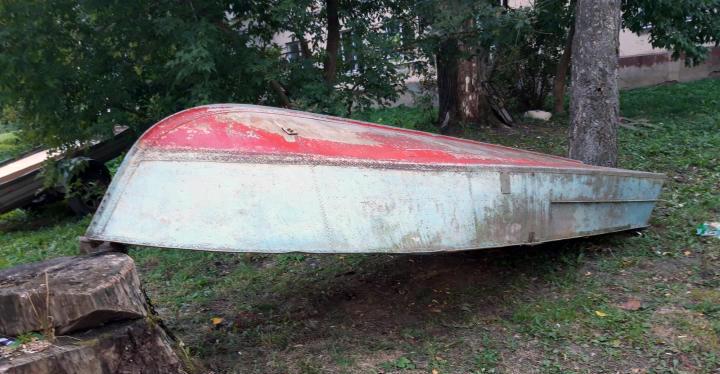 Лодка Ярославка