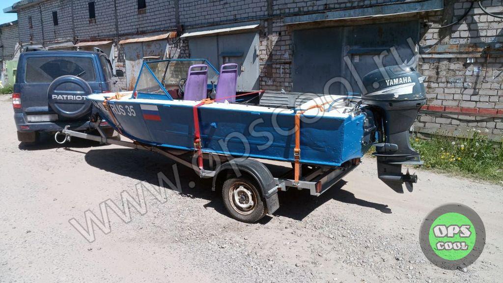 Эпоксидная эмаль для лодки