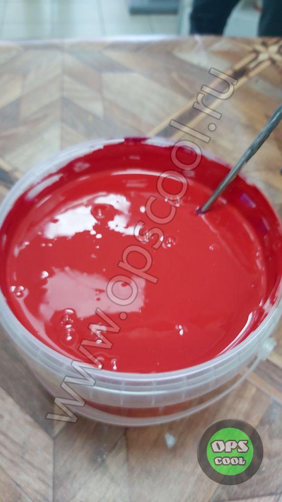 Эпоксидная краска для станка