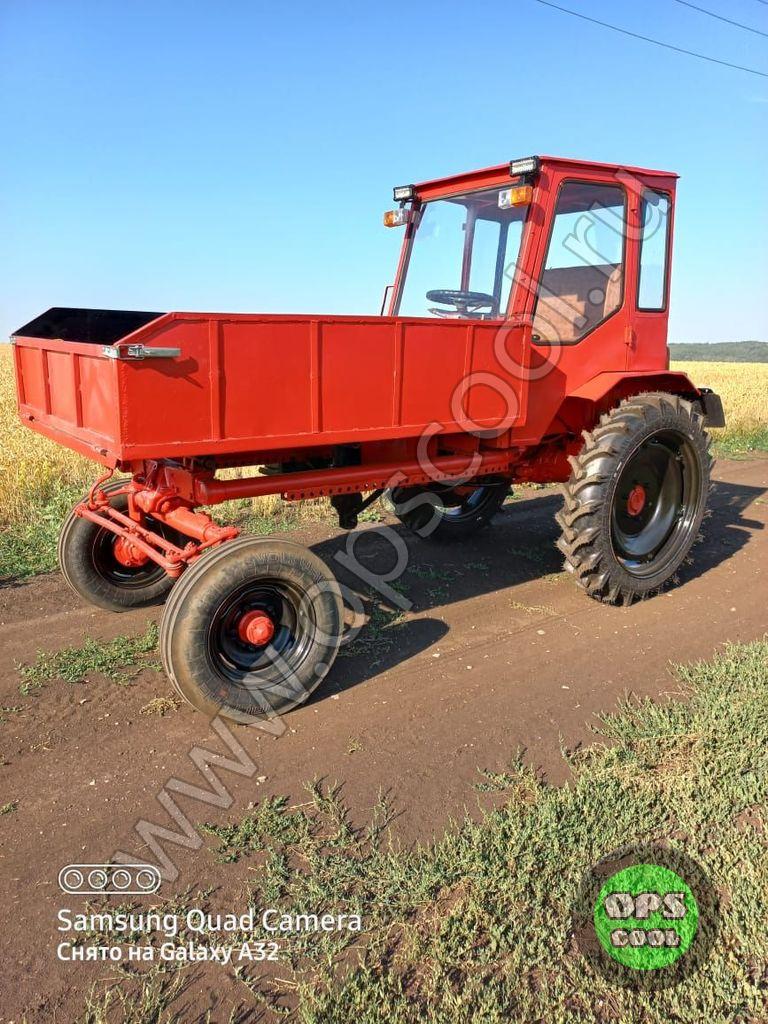 Краска на трактор, готовим любой цвет