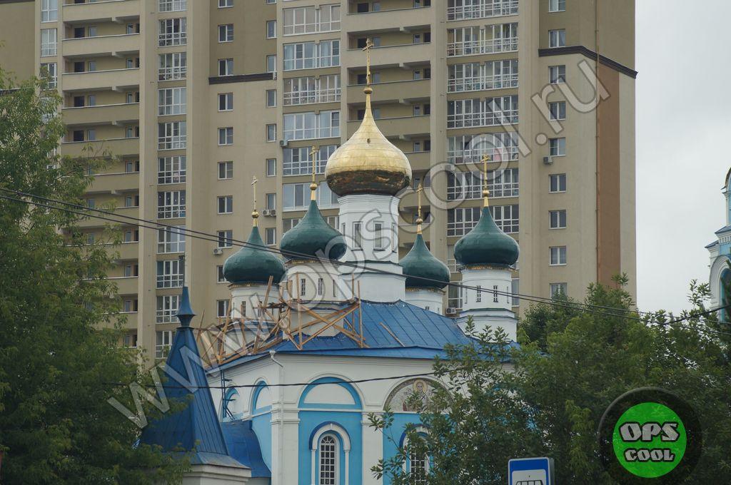Краска на купола