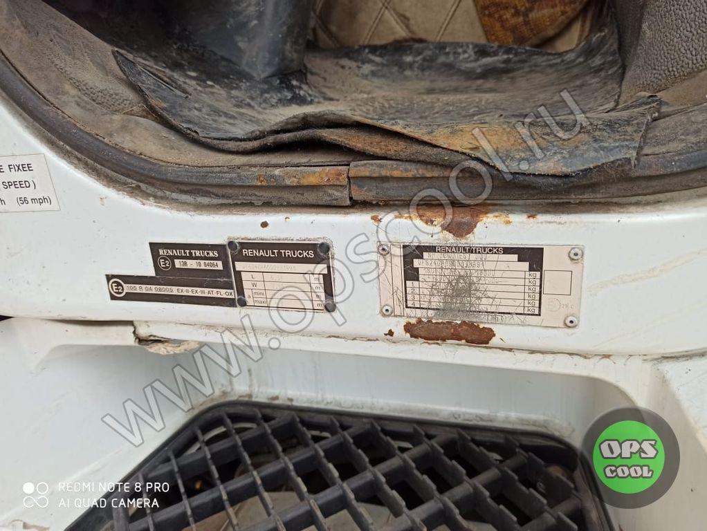 Ремонт грузового авто